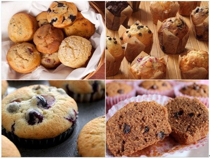 Cakes, Muffins & Snack Cakes